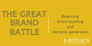 The Great Brand Battle sign up